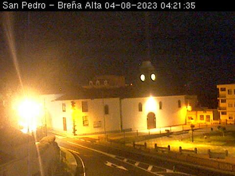 Webcam Breña Alta